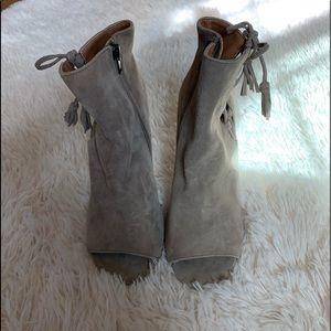 Steve Madden ankle heel/ bootie